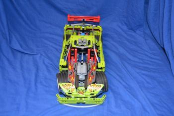 LEGO Racers Nitro Menace günstig kaufen 8649