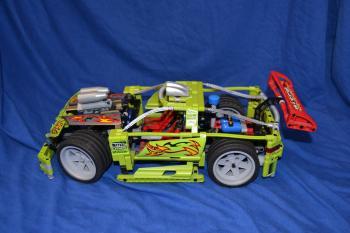 8649 günstig kaufen LEGO Racers Nitro Menace