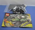 LEGO 8138 Racers Crash Phantom Crasher mit Bauanleitung